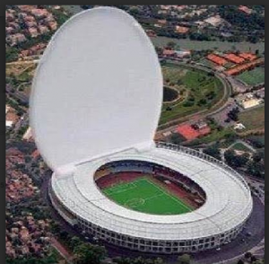 toilet stadium