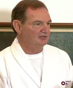 Former Ipswich Mayor Paul Pisasale