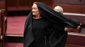 Hanson burka 2