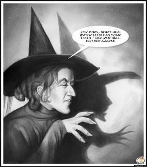 Jenny witch