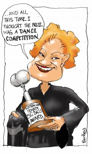 Pauline dance Comp