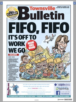 Fairytale front page