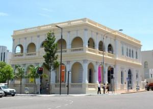 Perc Tucker Gallery