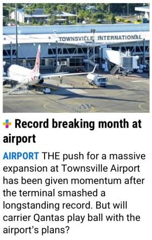 Airport lies