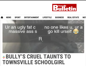 bully schoolgirls