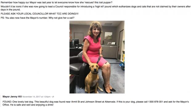 jenny and dog