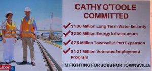 Cathy O'Toole committed
