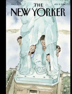 New Yorker fronter