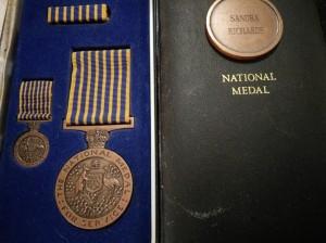 Richards medal