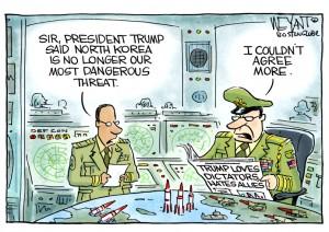 Trump enemy