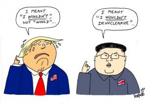 Trump - ouldn't