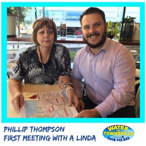Linda Ashton and Phillip Thompson