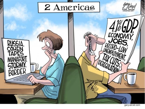 Trump 2 Americas