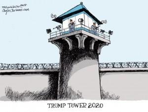 Trump Towqer 2020