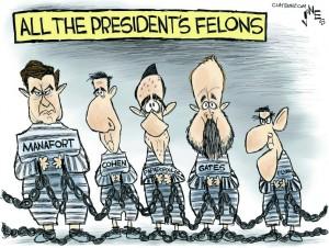 Trump felons