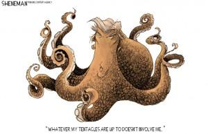 Trump tentacles