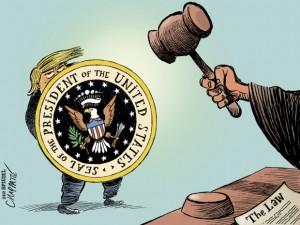 Trump seal