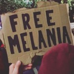 free-melania-sign