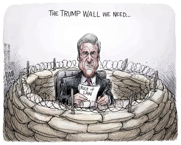 Mueller probe threatened