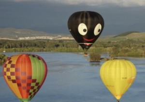 Golliwog balloon
