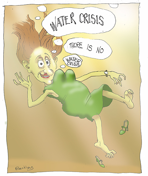 water crisis fin small