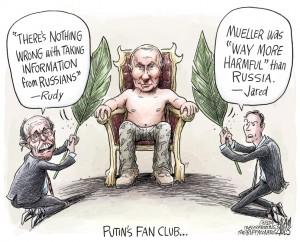 Russian meddling