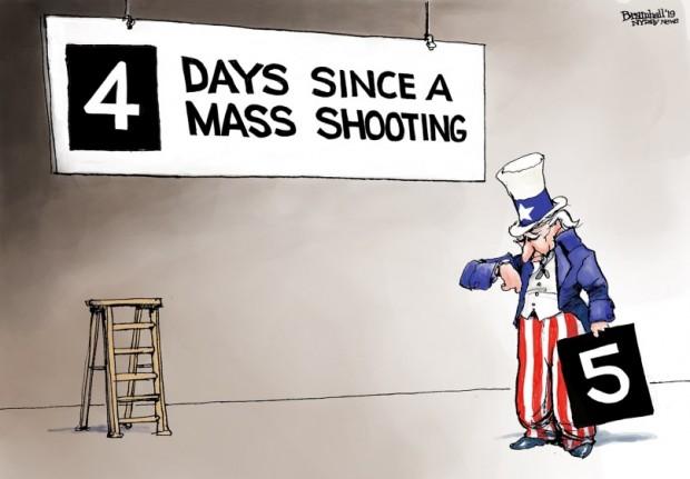12_political_cartoon_u.s._mass_shooting_countdown_uncle_sam_gun_violence_-_bill_bramhall_tribune