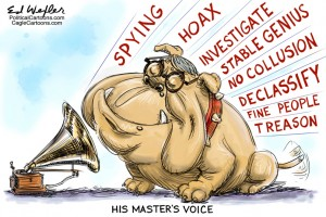 15._political_cartoon_u.s._ag_barr_investigation_trump_his_masters_voice_-_ed_wexler_cagle