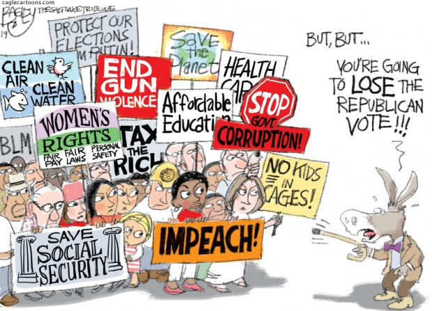 2_political_cartoon_u.s._democrats_2020_progressive_agenda_republican_vote_-_pat_bagley_cagle