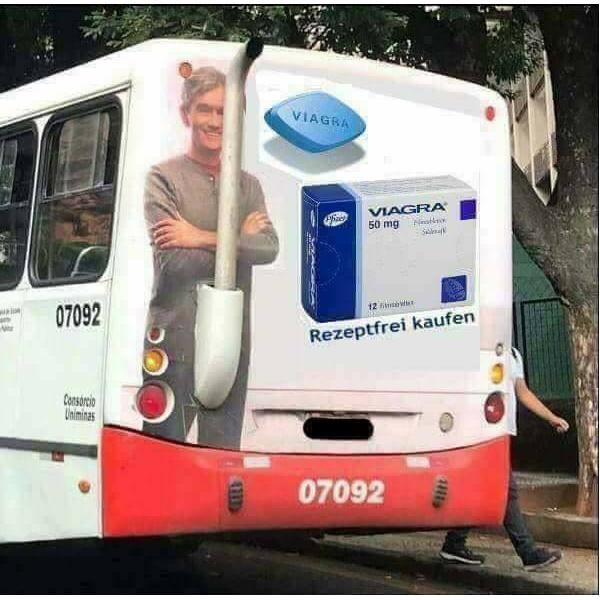 Viagra bus
