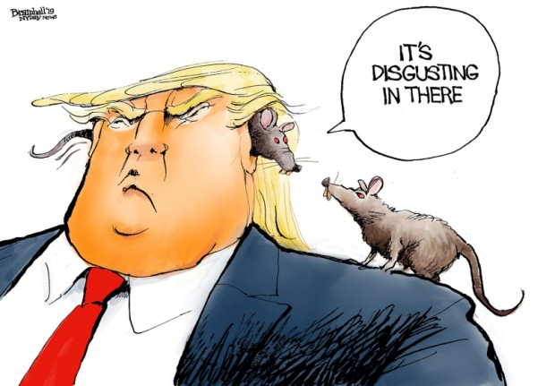 14_political_cartoon_u.s._trump_brain_rat_infested_baltimore_racist_tweets_-_bill_bramhall_tribune