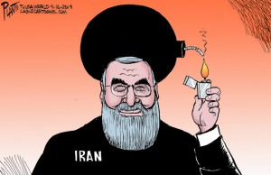 Bruce Plante Cartoon: Iran
