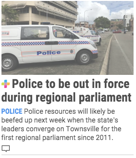 Parliament police