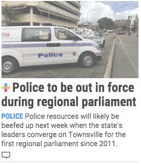 Parliament police