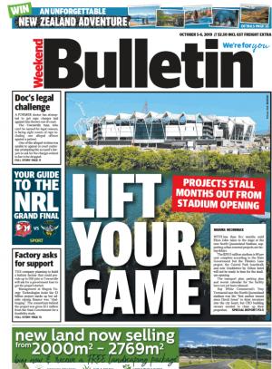 Bulletin lift your gameScreen Shot 2019-10-05 at 9.32.44 pm