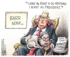 Attorney General Barr