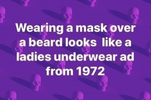 funny mask corona