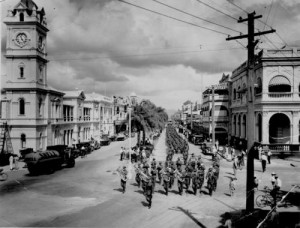 Townsville_1937_parade_of_31st_battalion_kennedy_regiment