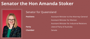 Amanda Stoker Screen Shot 2021-04-03 at 9.44.52 pm