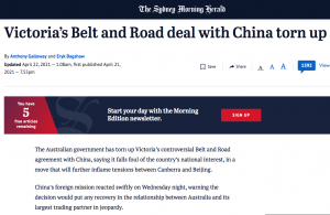 Vic Belt and Road deal torn up Screen Shot 2021-04-24 at 10.05.04 am