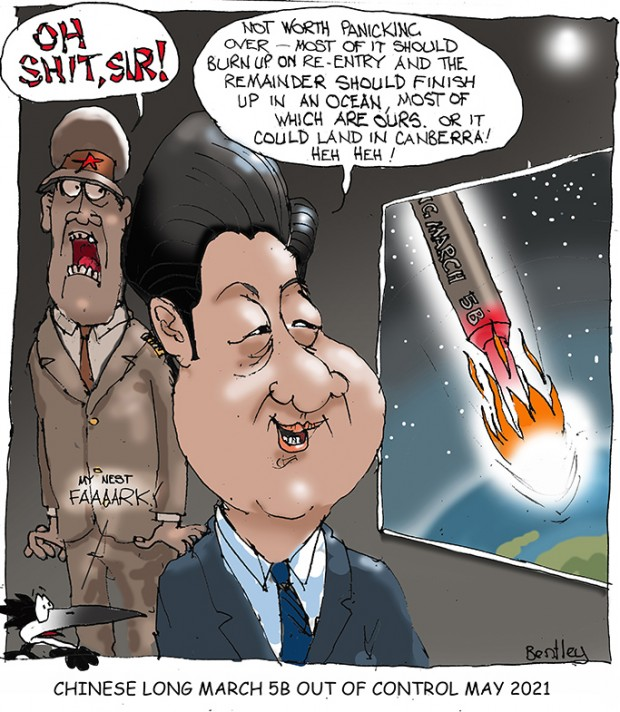 Rocket man fin SMALL